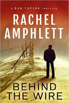 Behind the Wire by Rachel Amphlett