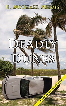 DEADLY DUNES cover