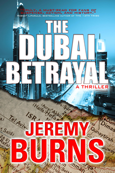 Dubai Betrayal cover
