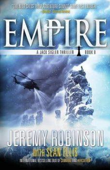 Empire by Jeremy Robinson & Sean Ellis