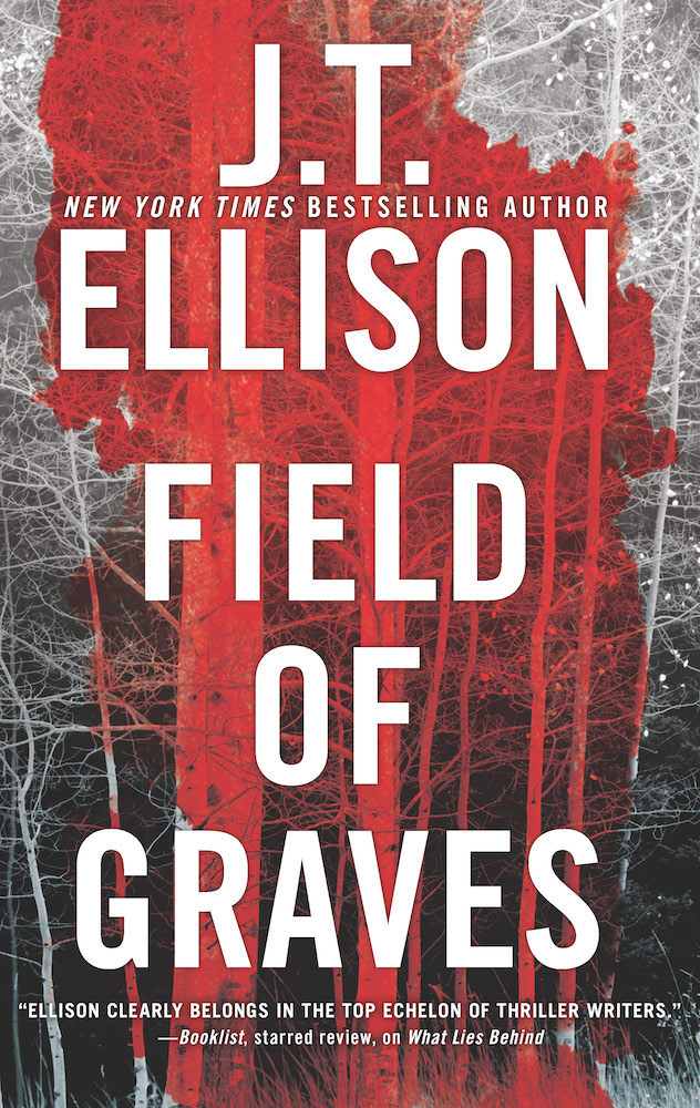 FIELD OF GRAVES front cover low res