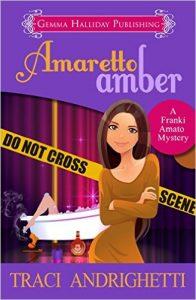 Amaretto Amber by Traci Andrighetti