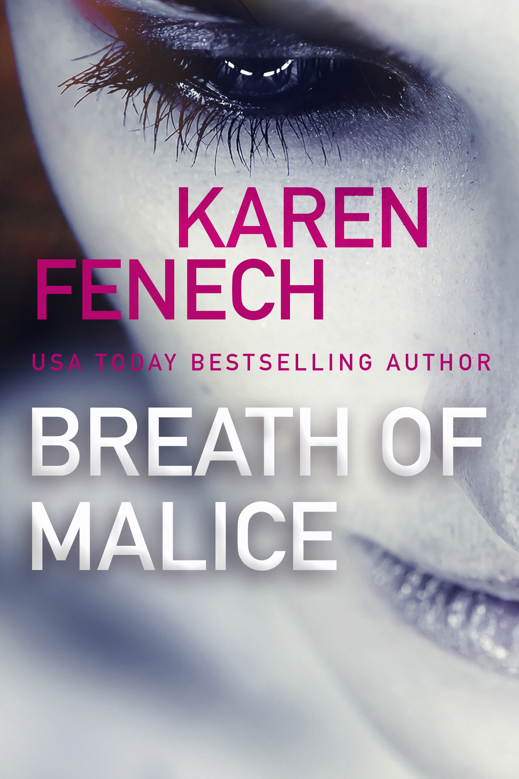 Breath of Malice Cover to International Thriller Writers