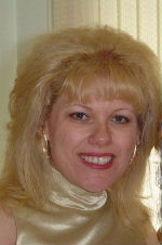 Karen Fenech -- author photo submitted to International Thriller Writers
