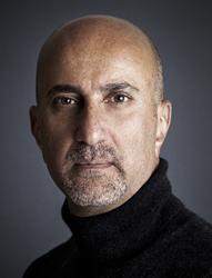 Author Raymond Khoury
