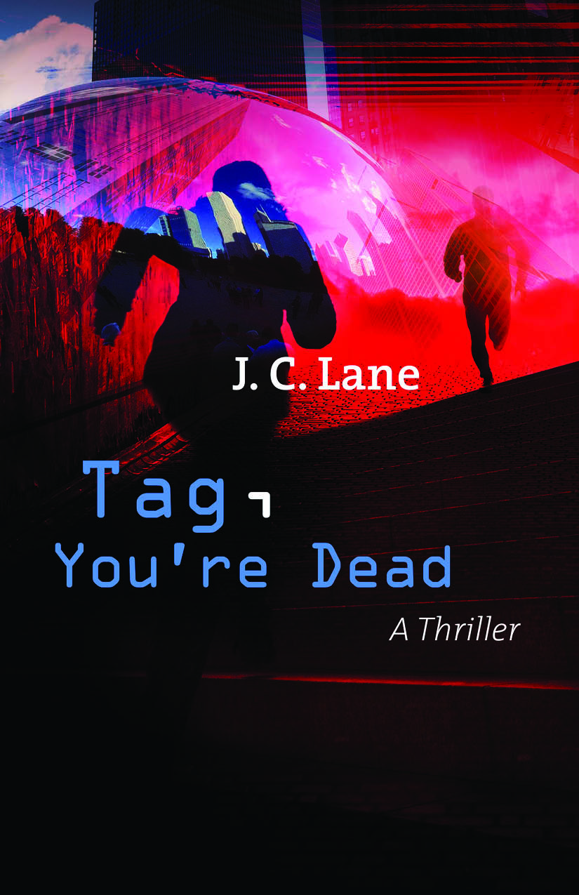 Tag You're Dead cover art - by PC