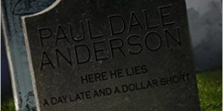 The Devil Made Me Do It Again and Again: Thirteen Tales of Terror by Paul Dale Anderson