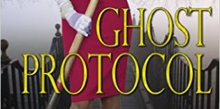The Housewife Assassin's Ghost Protocol by Josie Brown