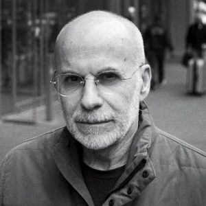 Author Barry Meier