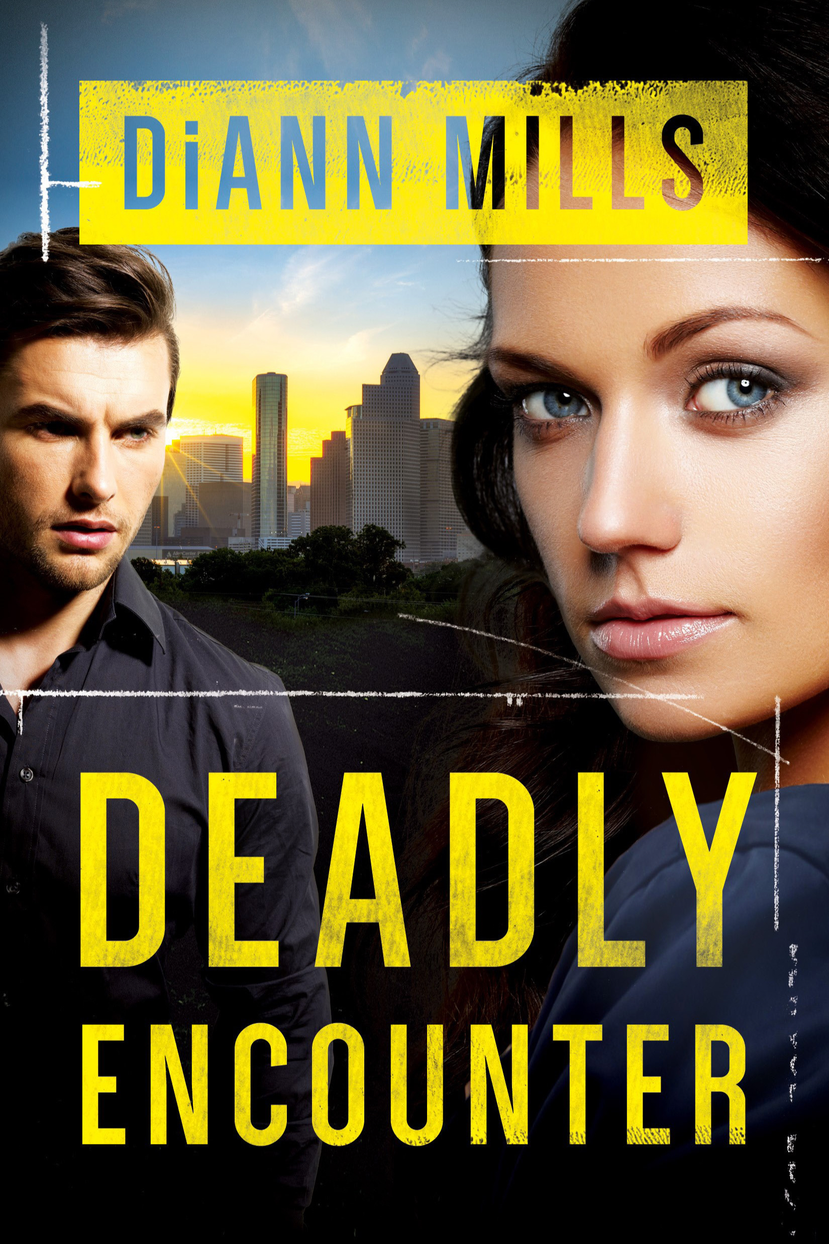 Deadly Encounter_Mills_300