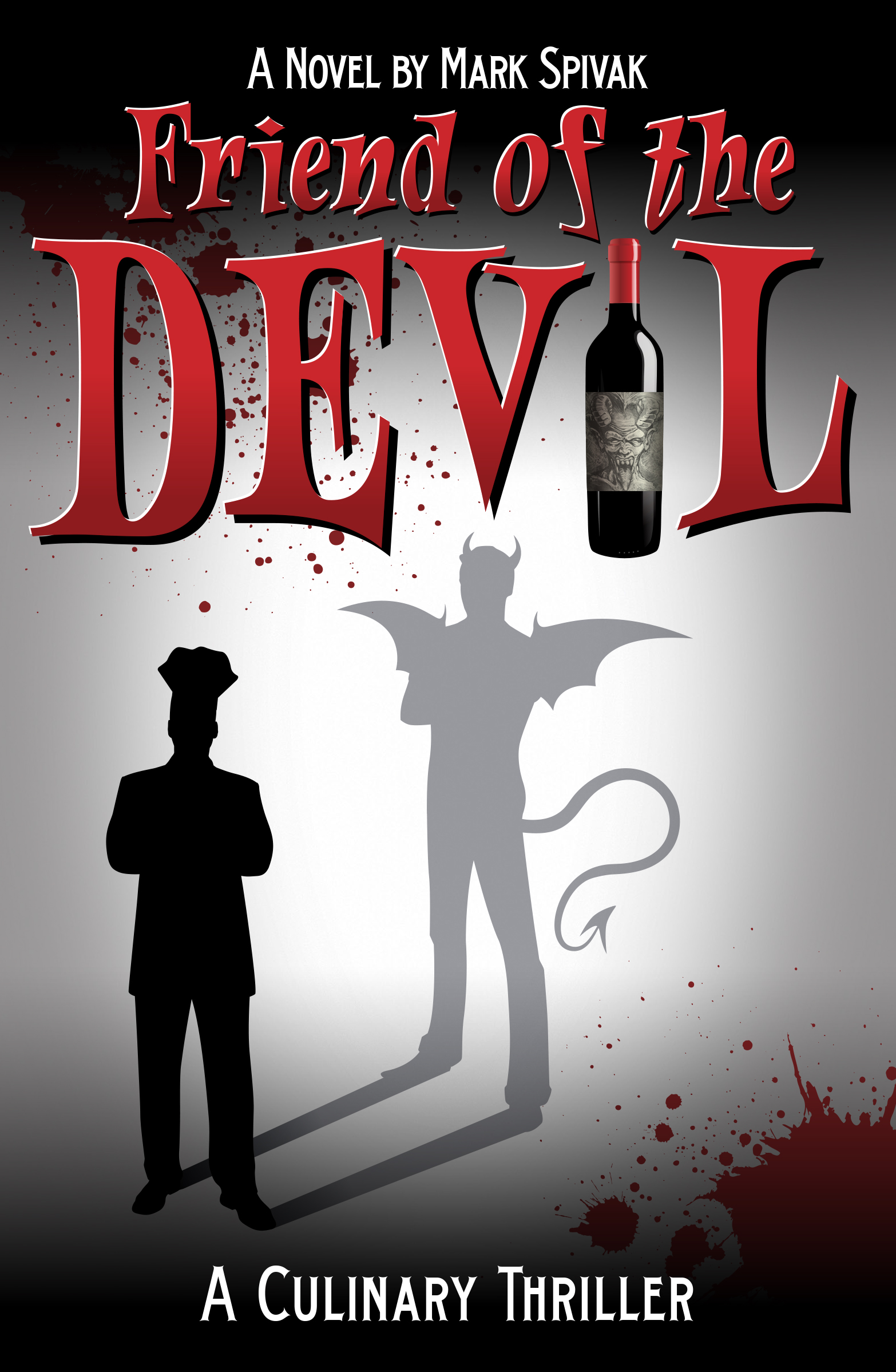 Friend of the Devil front cover