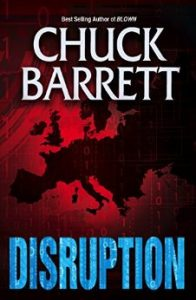 Disruption by Chuck Barrett
