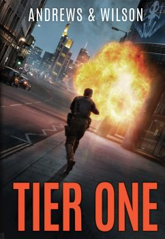 Tier One Cover