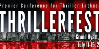 The October 2016 Edition of The Big Thrill is Here!